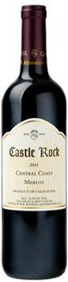 Castle Rock Merlot Central Coast 2011 750ml